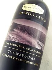 2002 McWILLIAMS The Regional Collection Coonawarra Cabernet ISLE OF WINE