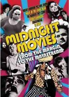 MIDNIGHT MOVIES: FROM THE MARGIN TO THE MAINSTREAM NEW DVD