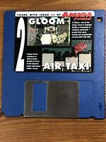 Amiga Power Magazine cover disk 52 Gloom Air Taxi TESTED WORKING