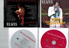 Elvis Presley 2 CD's Hilton Showroom Volume 6 - Live in Las Vegas 1974