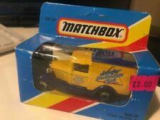 Matchbox Superfast Diecast Vans