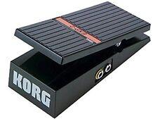 Korg exp-2 Expression Volumen Pedal für Klavier Keyboard schwarz Japan F/S