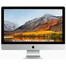 Apple iMac 21.52 4x i5 2.5GHz 16GB RAM DDR3 500GB High Sierra 10.13.6 WebCam DVD