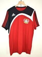 ADIDAS LEVERKUSEN VINTAGE GERMANY T SHIRT FOOTBALL SHIRT SOCCER JERSEY size L