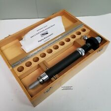 Carl Zeiss Precision Dipping Refractometer, RM57 in Wood Case 89195