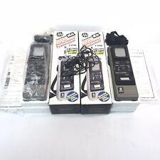 Vintage Ge Handheld 3-Channel 3 Watt Cb Transceiver 3-5976 Walkie Talkies