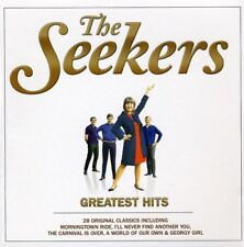 The Seekers - Greatest Hits - NEW CD SEALED  28 Tracks Remastered JUDITH DURHAM