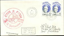 FRENCH ANTARCTIC TERRITORY - 1993 Cancelled 'DUMONT D'URVILLE  T.ADELIE' [C0150]