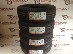 4 X 195/55 16 ROADSTONE NEXEN 19555R16 87V ( B ) WET GRIP - FITTING AVAILABLE