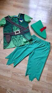 Peter Pan Fancy Dress, Age 5-6 Years