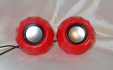 Speaker Mini Lautsprecher MultiMedia PC Notebook MP3 MP4 Portable Ball Rot