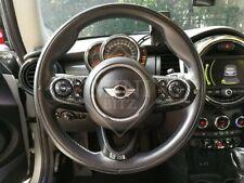 UK STOCK CARBON Effect Steering Wheel Trims for MINI Cooper JCW F55 F56 F57 F60