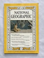 National Geographic Magazine - October 1960 - Man In The Moon In Idaho