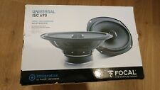 "Focal Integration ISC 690 car speakers - 6 x 9"" - 2 way speakers"
