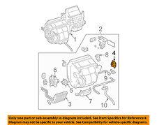 TOYOTA OEM 04-06 Sienna 3.3L-V6 Evaporator-Servo 8710608060