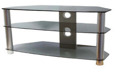 """Valufurniture Brisa 1200mm Glass TV Stand For Up To 60"""""""