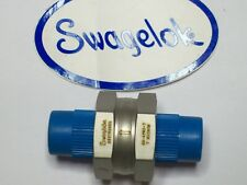 1- Swagelok Stainless Steel All Welded In-Line Filter, 7 Micron,  SS-4FW2-7