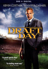 DRAFT DAY (DVD, 2014, PG-13) - New, sealed