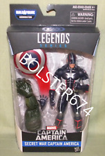 "SECRET WAR CAPTAIN AMERICA Marvel Legends Wave 3 Abomination BAF 6"" Figure 2016"
