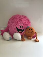Mr Messy And Mr Tickle Soft Toys