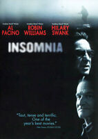 Insomnia (2002) DVD NEW