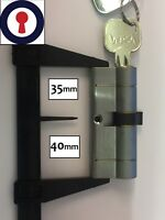 Locksmith tool  for measuring Euro cylinders 1st P&P Inc