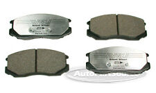 VGX MF602 Disc Brake Pad-Semi-Metallic Pads Front