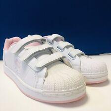 *BNWD* Slazenger White / Pink Idol Vel 40 Trainers Size UK 6 | US 8 | EUR 39.5
