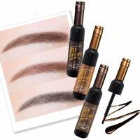 3 Color Natural Peel-off Eye Brow Tattoo Tint Dye Gel Eyebrow Cream Long Lasting