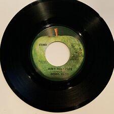 "DORIS TROY Ain't That Cute NM- 7"" 45 Comb Ship'g The Beatles George Harrison"