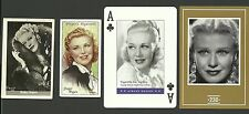 Ginger Rogers Kitty Foyle Movie Star with Fred Astaire Fab Card Collection B