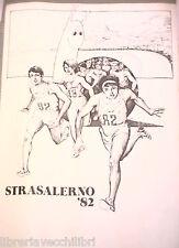 POSTER STRASALERNO 82 Sport Salerno Atletica Leggera Stracittadina Corsa di e