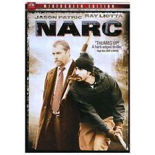 Narc - Ray Liotta, Jason Patric - New - WS