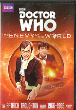 Doctor Who 2nd Dr  Enemy of the World Brand New but UNSEALED Region 1