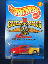 HOT WHEELS '99 EARLY TIMES - 30TH ANNUAL MID-WINTER ROD RUN - TAIL DRAGGER
