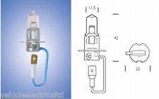NUOVO 2 x H3 12 V 100 W lampadina alogena con riflettore Piombo Lampada Lavoro 483