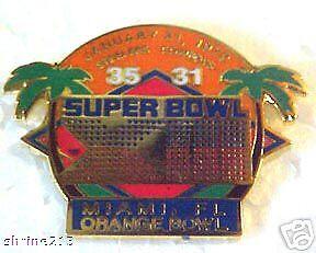Super Bowl 13 Final Score Pin  Steelers vs Cowboys PSG2