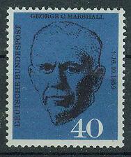 BRD Briefmarken 1960 George Marshall Mi.Nr.344**postfrisch