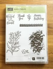 Stampin' Up! Southern Serenade Clear-Mount Stamp Set brand new & unused