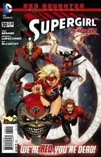 SUPERGIRL #30 FIRST PRINT DC COMICS (2014) RED DAUGHTER OF KRYPTON