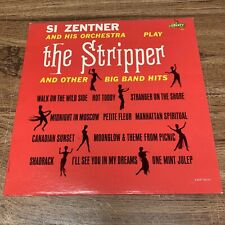 The Stripper and Other Big Band Hits 12� 33rpm Liberty Records Vinyl