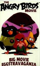 Angry Birds: Big Movie Eggstravaganza Parker, Jeff, Tobin, Paul Hardcover