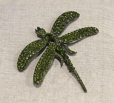 Thelma Deutsch Dragonfly Pin Brooch