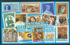 Vatican City 1991 Booklet #3 Restored Sistine Chapel MNH