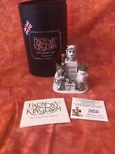 Harmony Kingdom Shock and Awe Cats experiment on human Black Box Uk Made Sgn