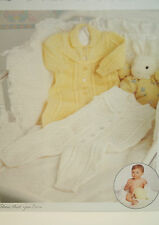 Baby's All-in-one Knitting Pattern