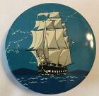 Vintage+Maycrest+Typewriter+Ribbon+and+Metal+Sailing+Ship+Logo+Round+Tin