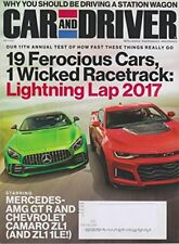 Car and Driver October 2017 19 Ferocious Cars, 1 Wicked Racetrack: Lightning La