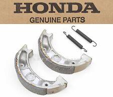 Honda Front or Rear Brake Shoes 00-03 XR70-100 R, 04-13 CRF70-100 F #W127