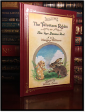 Velveteen Rabbit Illustrated by Margery Williams New Hardcover Deluxe Edition